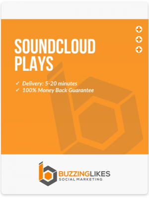 buy soundcloud plays cheap and fast from buzzinglikes new image