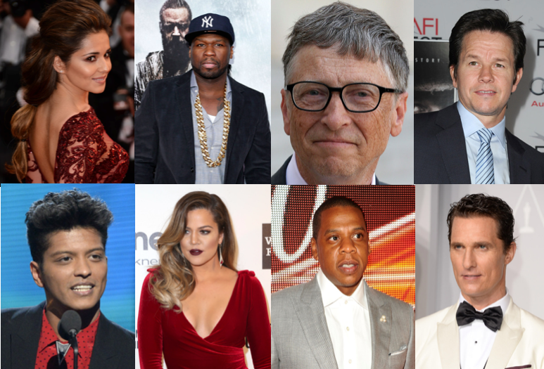 15 Celebrities You'd Forgot Had Criminal Records