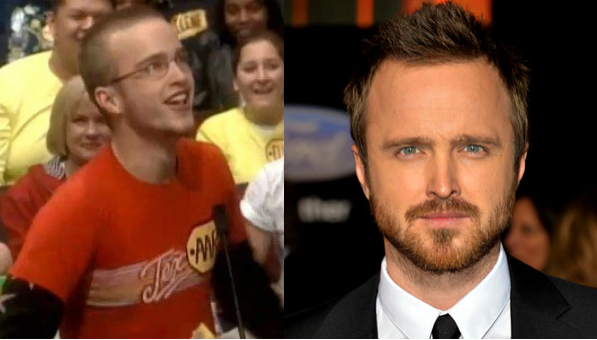 "Breaking Bad's Aaron Paul was once a contestant on ""The Price is Right"" [Video]"