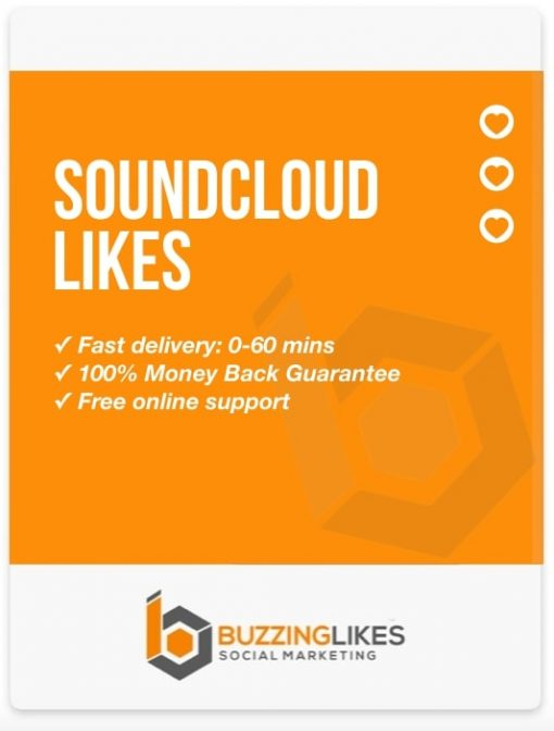 buy soundcloud likes cheap and fast at buzzinglikes